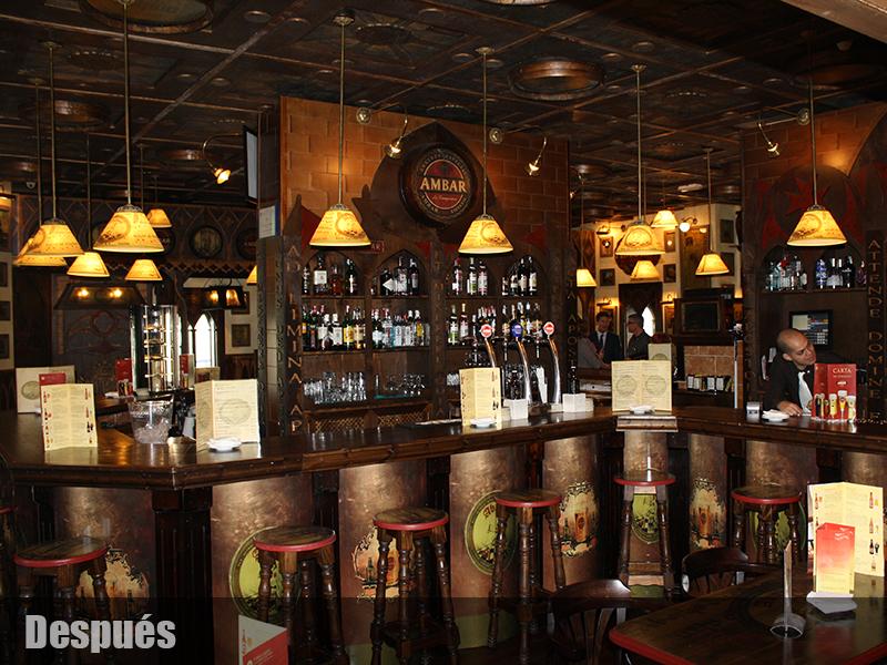 Abadia decoracion de bares tematicos - Decoracion bares tematicos ...