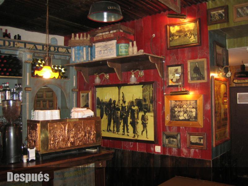 Argentino decoracion de bares tematicos for Decoracion bares tematicos