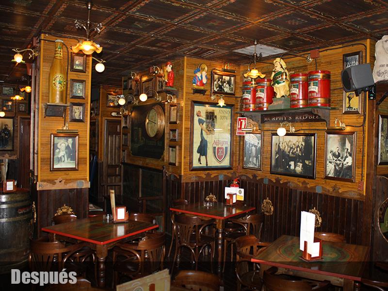 cerveceria internacional decoracion de bares tematicos