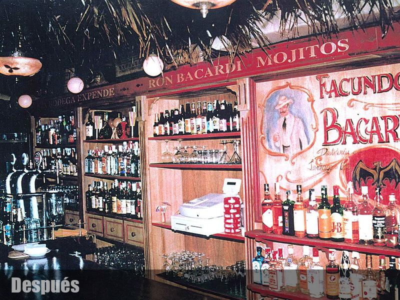 Flacher navidad fiestas decoracion bares discotecas for Decoracion bares tematicos