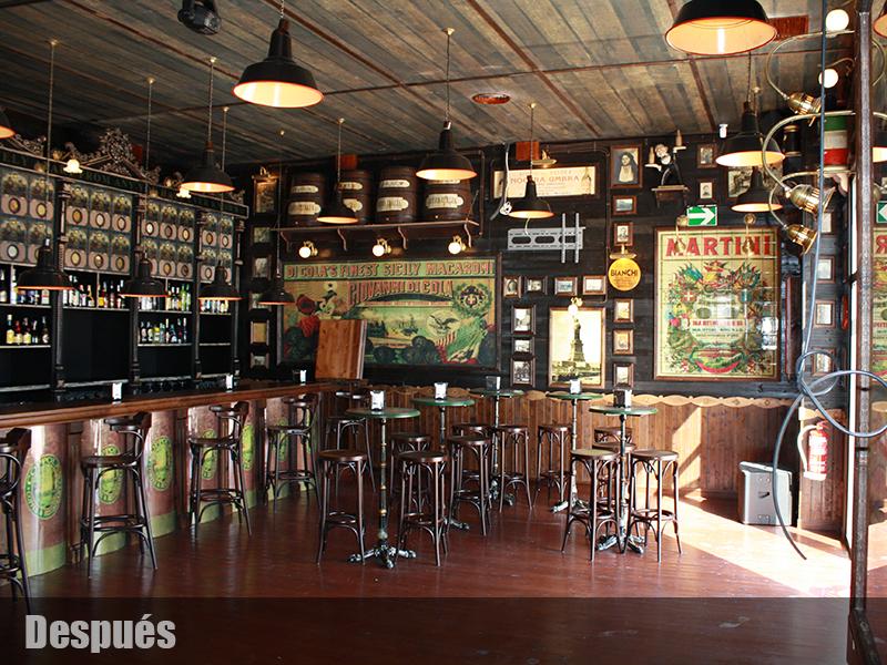 Decoracion de bares tematicos for Decoracion bares tematicos